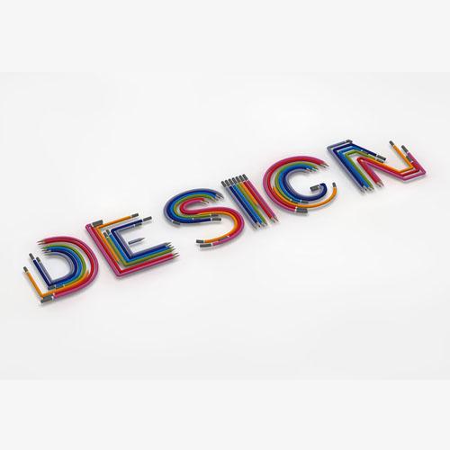 3D typografi – C4D
